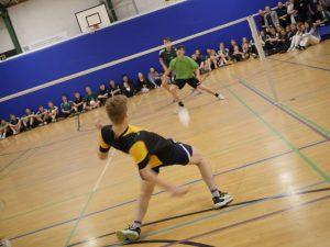 SM individuel Badminton