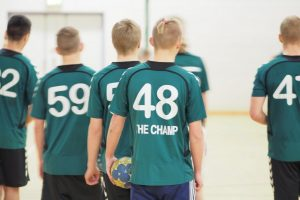 Håndbolddrengene spiller i Bogøhallen kl. 19.45 mod Frem 83 Skælskør.