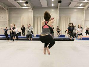 Gymnastikcamp
