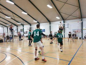 Volleycamp-hal 1 & 2